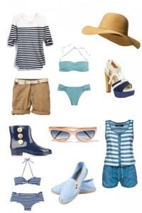 Une plage : Une tenue ! dans Styles décontractés deauville_plage-200x300